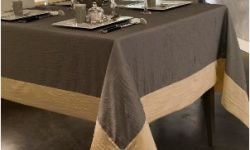 nappe rectangulaire camel